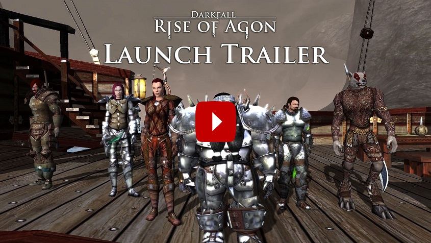 Darkfall Launch Trailer Image