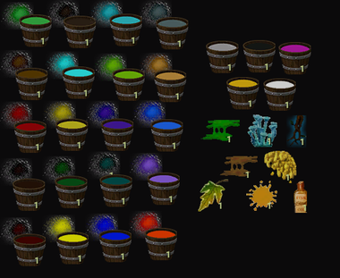 Dye Resources