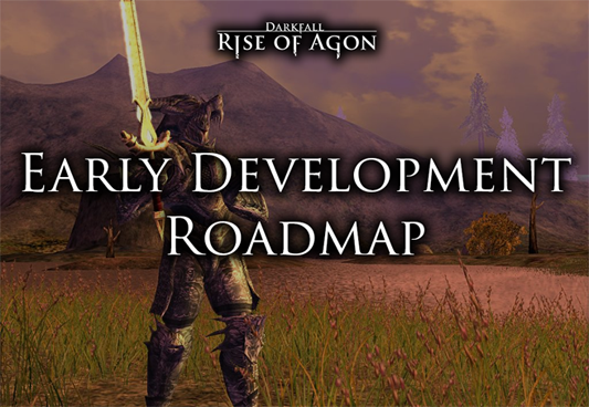 Rise of Agon Early Development Roadmap