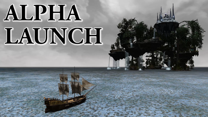 Alpha Launch Trailer